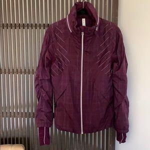 Lululemon jacket with hood